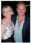 Sting-arm-around-wife-trudie-styler-rainforest-foundation-charity-dress-suit-jacket-photo