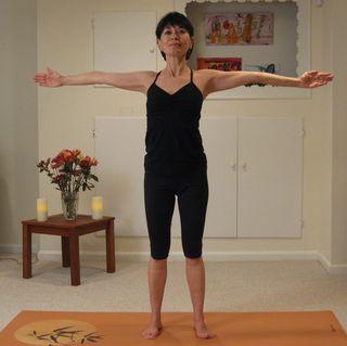 Side Bends Position 1