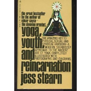 Yoga Youth and Reincarnation Cover