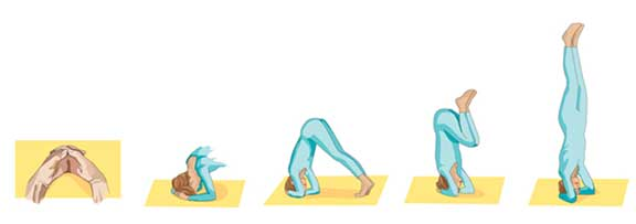Headstand-group