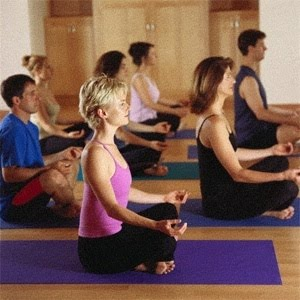 Yoga at home for the absolute beginner