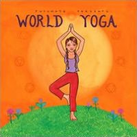 World Yoga Music CD cover