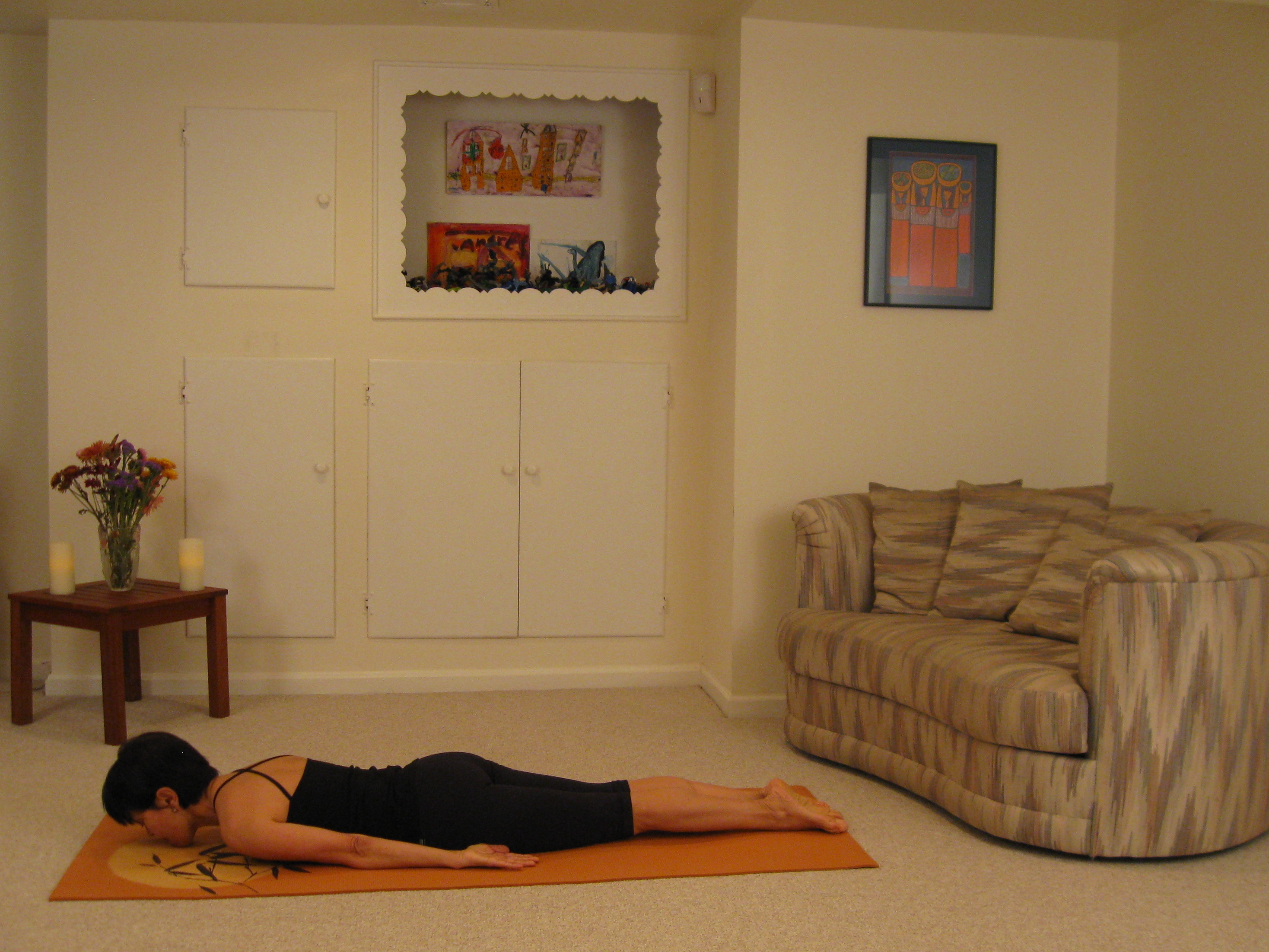 Yoga Cobra Pose Excellent Video For Beginners